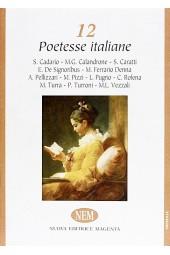 12 Poetesse italiane
