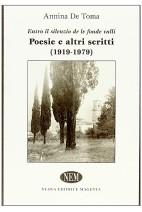 Poesie e altri scritti (1919-1979)